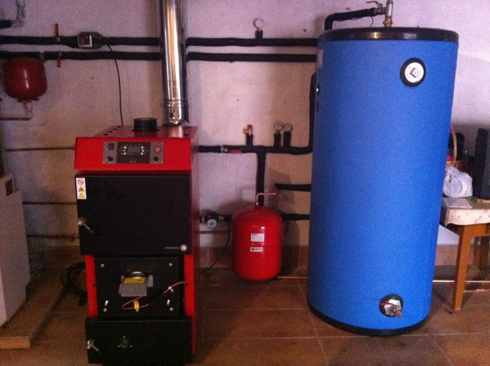 Proener ingenieria s l ingenieria arquitectura for Calderas para calefaccion